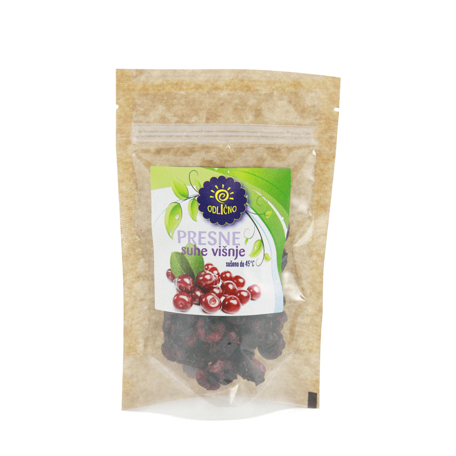 VACUUM DRIED Sour Cherries, 30 g