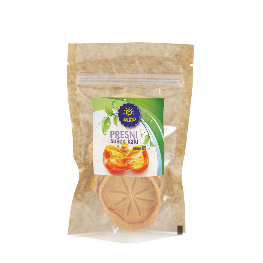VACUUM DRIED Persimmon Odlično, 50 g