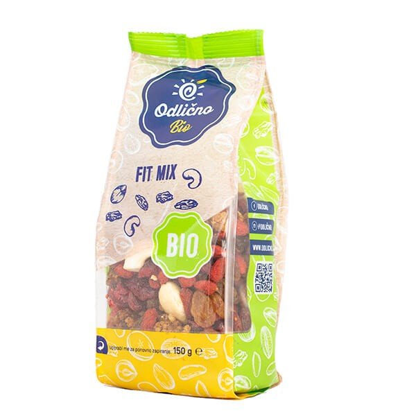 ORGANIC Fit mix bioOdlično, 150 g