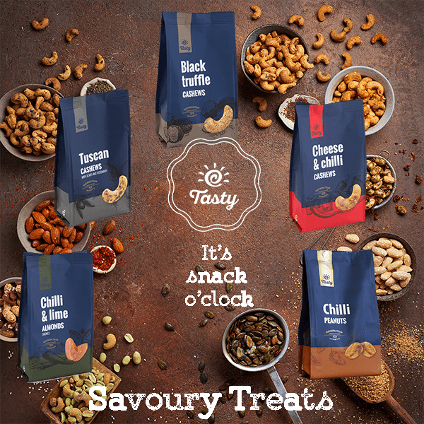 TASTY Savoury treats