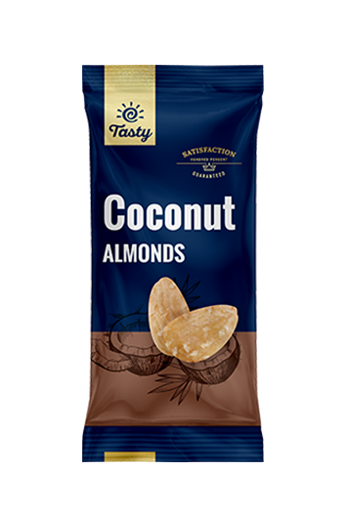 Coconut Almonds Tasty, 60 g