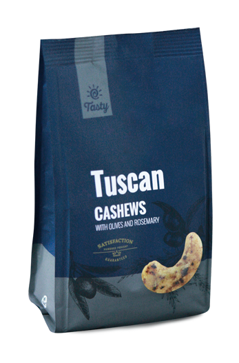 Tuscan Cashews Tasty, 150 g