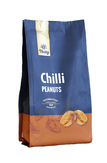 Chilli Peanuts Tasty, 200 g