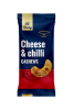 Cheese & Chilli Cashews Tasty, 60 g